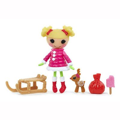 Mini Lalaloopsy Doll - Holly Sleighbells