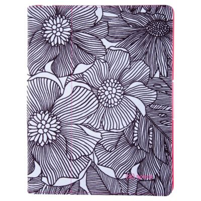 Speck Fit Folio iPad Case Freshblossom Coral