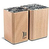 Schlagwerk WBS 200 Wooden Bongos - Pair