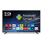 Goodmans G65ANSMT-4K 65 Inch UHD Smart Android LED TV - Black