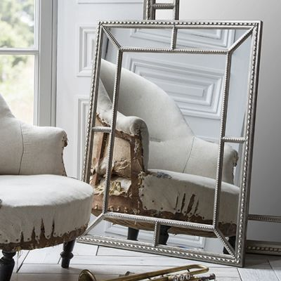 Gallery Direct Lawson Mirror 385x305 Buy From Tesco