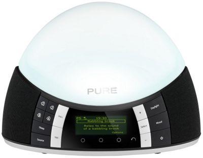 PURE TWILIGHT DAB/FM RADIO AND LIGHT