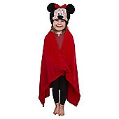 Minnie Mouse Cuddle Robes