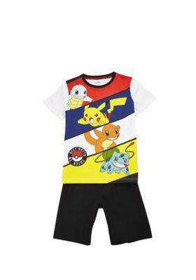 Pokemon Pyjamas Multi 5-6 years