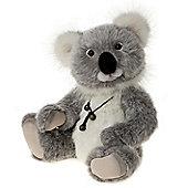 Charlie Bears Korky Koala Bear 36cm Plush Soft Toy