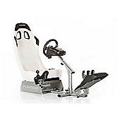Playseat Evolution White Gaming Chair for Steering Wheels