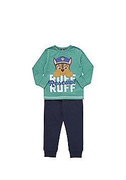 Nickelodeon Paw Patrol Chase Print Pyjamas - Multi