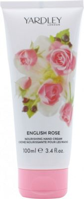 Yardley English Rose Nourishing Hand Cream 100ml