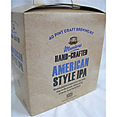 Muntons Hand Crafted Home Brew Beer Kit - American IPA - 40 Pints