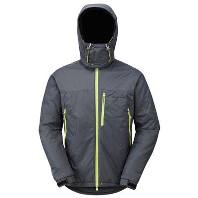 Montane Mens Extreme Softshell Jacket Shadow L
