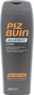 Piz Buin Allergy Lotion 200ml SPF50
