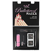 Pretty Professional Bulletproof Nails One Step Gel Polish Kit-Classic Beauty