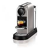 Krups XN740B40 CitiZ Coffee Machine with 1L Capacity and 1260W in Silver