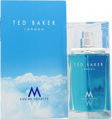 Ted Baker M Eau de Toilette (EDT) 75ml Spray For Men