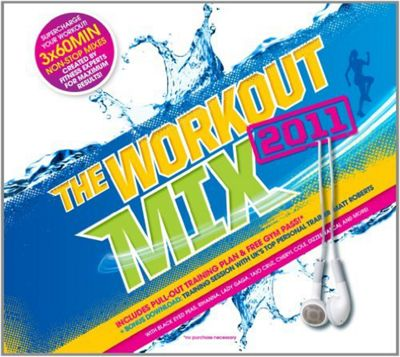 The Work Out Mix 2011