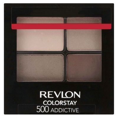 Revlon ColorStay™ 16 Hour Eyeshadow Quad Addictive