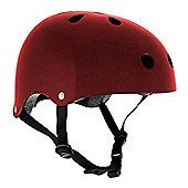 SFR Essentials Helmet - Metallic Red - L / XL (57cm-60cm)