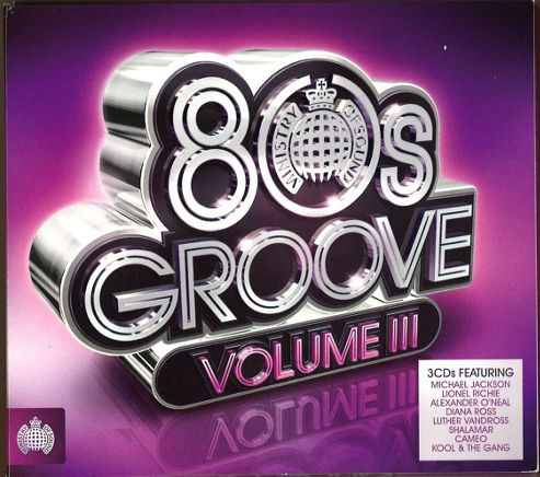 Ministry Of Sound: 80S Groove 3 (3CD)