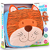 Fiesta Crafts Tiger Cush N Case