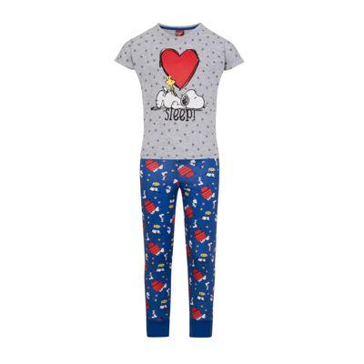 Peanuts Snoopy Girls Pyjamas 7-8 Years