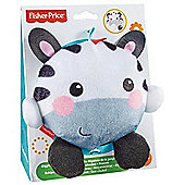 Fisher Price Deluxe Giggle Gang - Zebra (cmy53)