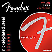 Fender 250R Ball End Guitar Strings 10-46