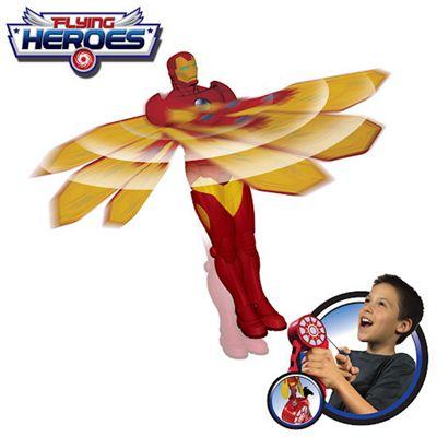 Flying Heroes Ironman