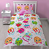 Shopkins Jumble Single Duvet Cover Set