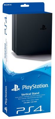 PS4 Vertical Stand (D)