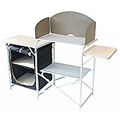 Yellowstone Quick-Up XL Kitchen Stand and Cupboard