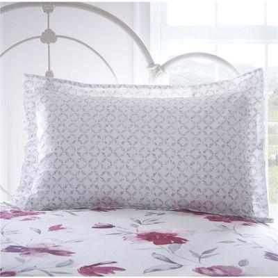 Dreams n Drapes Celestine Blush Oxford Pillowcase
