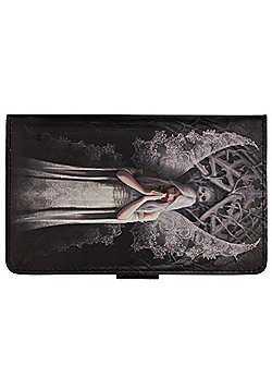 Anne Stokes Only Love Remains Women's Purse 14cm, Black.