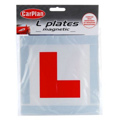Magnetic L-Plates Magnetic L-Plates