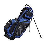 Forgan Of St Andrews Hybrid Golf Stand/Trolley Bag Blue/Black