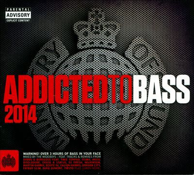 Addicted To Bass 2014 (3CD)