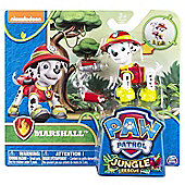 Paw Patrol Hero Pup Pack Jungle Rescue - Marshall