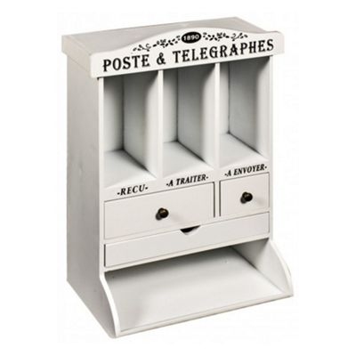 Poste & Telegraphes Wall Unit