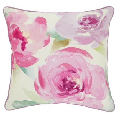Tesco Oversize Floral Cushion