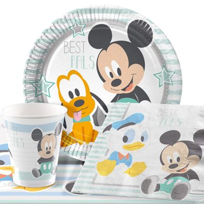 Baby Mickey Party Pack - Value 8 Pack
