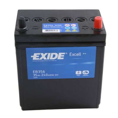 Excell Battery 054 3 Year Guarantee