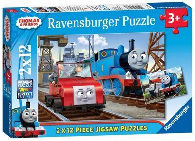 Thomas - 2 x 12 Piece Puzzle