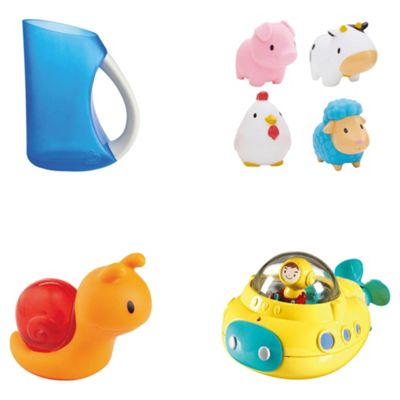 buy munchkin baby bath gift set from our bath toys. Black Bedroom Furniture Sets. Home Design Ideas