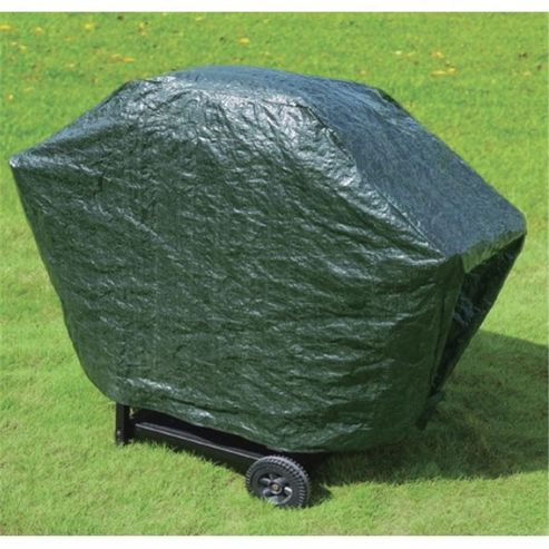 BillyOh Deluxe PE Hooded BBQ Cover - 3-4 Burner Cover