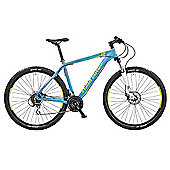 "Claud Butler Cape Wrath 2 17"" Blue Performance Mountain Bike"