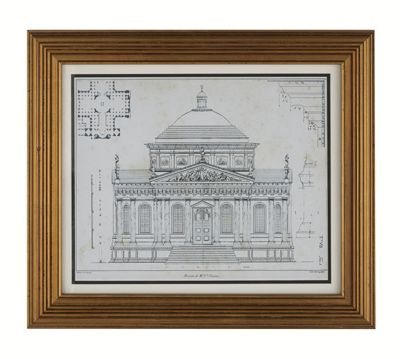 Large Pisano Framed Print 60cm x 80cm