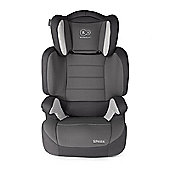 KinderKraft Spark Car Seat Group 2,3 - Grey