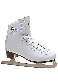 SFR Galaxy Ice Skates - White - White