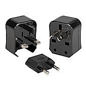 Kanex Travel Bud indoor Black power adapter/inverter