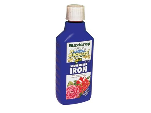 Maxicrop Plus Sequestered Iron 1Ltr