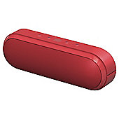 Ministry of Sound Audio Bluetooth Speaker, Red